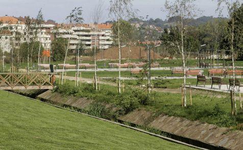 Parque Fluvial de Viesques
