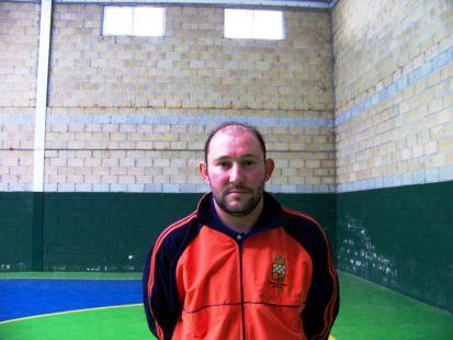 Prebenjamín - Nacho entrenador
