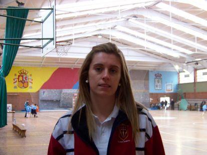Prebenjamin - Nuria entrenadora