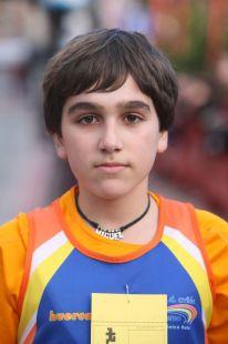 Rato Atletismo - Miguel