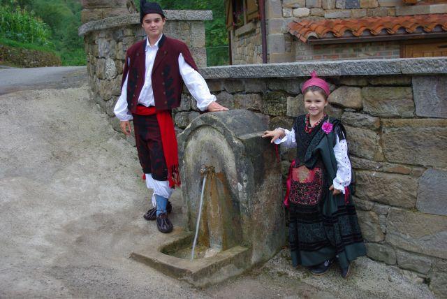 la fuente mas asturiana