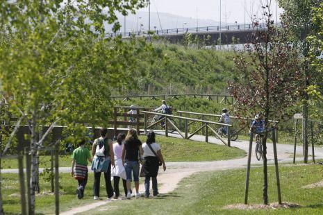 Parque Fluvial de Río Piles