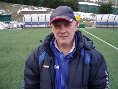 Tito entrenador 3ª alevin