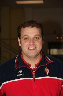 1ª benjamín - Iván entrenador