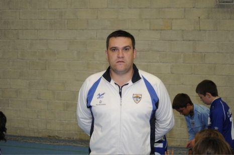 1ª benjamín - Presa-entrenador