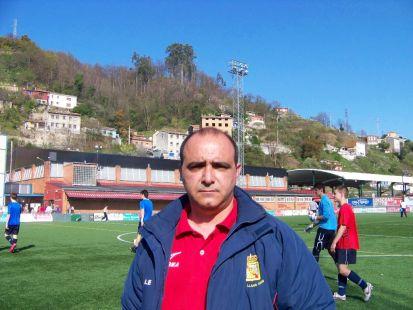 1ª cadete-Pablo Detori entrenador