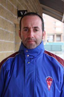 1ª infantil - Miguel Teran - entrenador