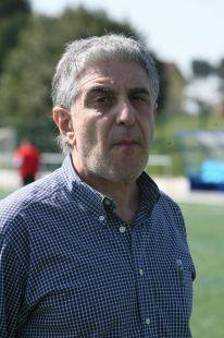 1ª juvenil - Manuel Muna-entrenador
