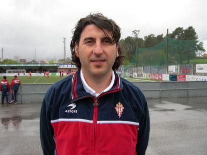 2ª alevín - Fran entrenador
