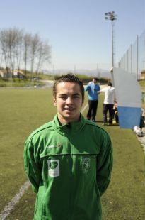 2ª infantil - Daniel Pedrón entrenador
