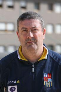 3ª alevín - Izaguirre entrenador
