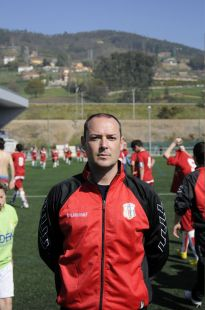 3ª cadete - Marcos Alvarez entrenador