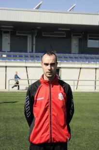 3ª infantil - Saul García entrenador