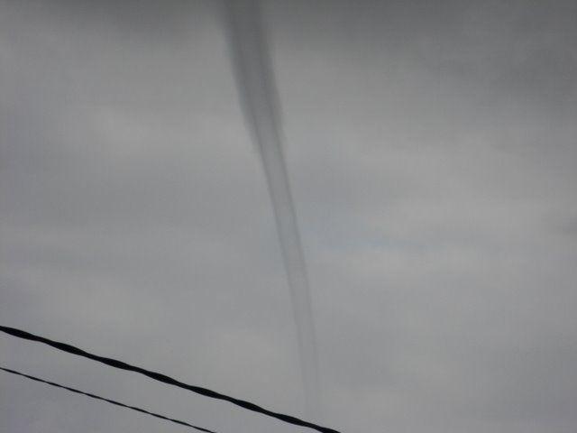 Tornado en Asturias