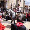 Fiesta rociera campig palazuelo Villamañan Leon