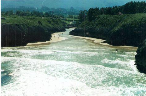 Playa de Guadam�a