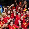 Todos con la selección española