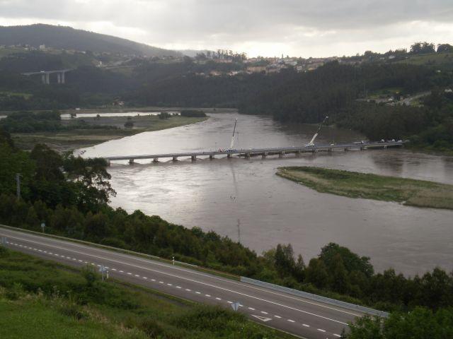 Desbordamiento Rio Nalón