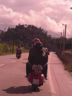 De ruta