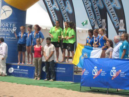 Campeonato de España Volei playa