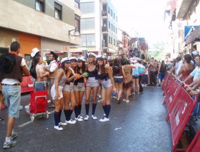 Descenso folklorico del Nalón 2010