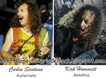 Santana Vs Kirk