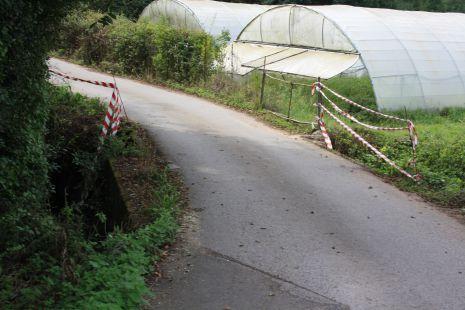 Puente, peligroso en (Corvera)