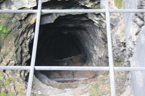Pozo ,mina moscona corvera de asturias