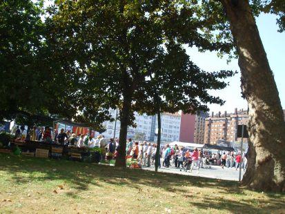 Plaza de los Lunes