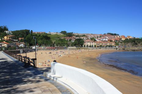Playa de Luanco