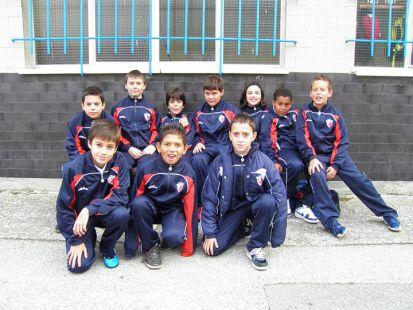 alevin A  grupo 6