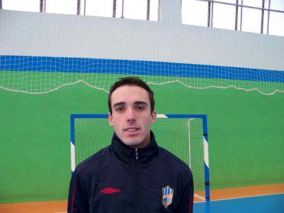 Adrian Iglesias - entrenador 2ª benjamín
