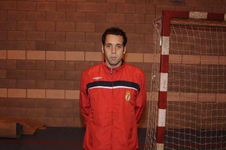 Alejanddro Díaz - entrenador prebenjamín A