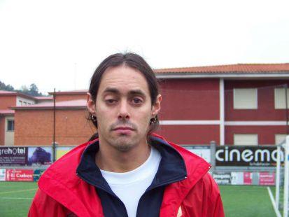 Alvaro Bode - entrenador 2ª alevín