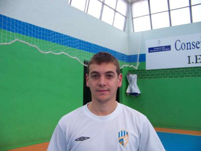 Andres Alonso - entrenador prebenjamín