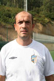 Antonio Cieza - entrenador 2ª cadete