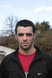 Arturo Alves - entrenador 3ª cadete