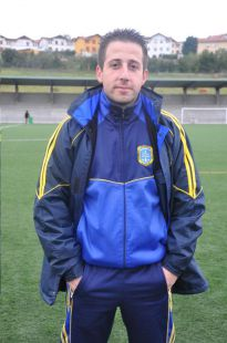 Carlos Mata - entrenador 3ª cadete
