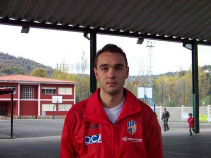 Dani Márquez - entrenador prebenjamin C