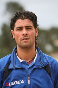 Daniel Fernández - entrenador 2ª juvenil