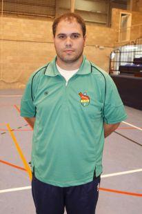 Daniel Martín - entrenador 1ª benjamín