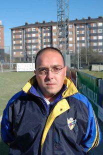 Dario Pidal - entrenador 3ª cadete