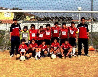 Equipo Bosco Alevin 2010