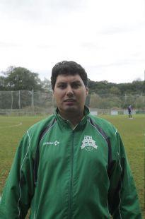 Eulogio García - entrenador 3ª juvenil
