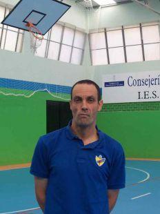 Fermín Diaz - entrenador prebenjamin