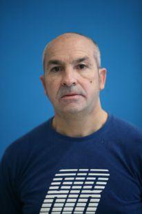 Fernando Fernández - entrenador 2ª benjamín A