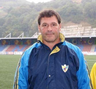 Florentinol Alvarez - entrenador 2ª infantil