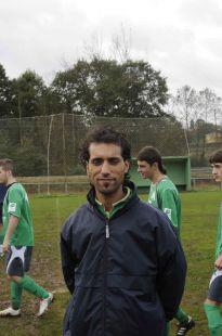 Gerardo Diaz - entrenador 2ª juvenil
