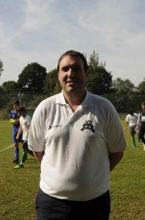 Guillermo Baño - entrenador 2ª cadete