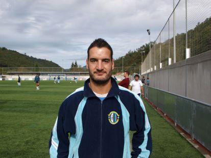 Guillermo Fernández - entrenador 3ª juvenil